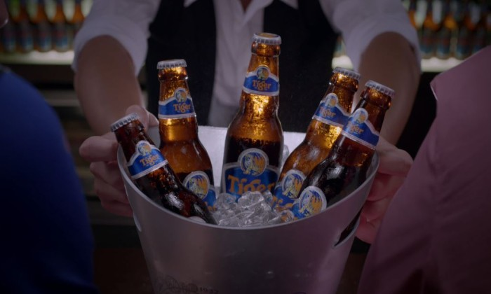 Tiger Beer Game Time TVC - Tiger Beer Bottles_Image Credit to APB Singapore