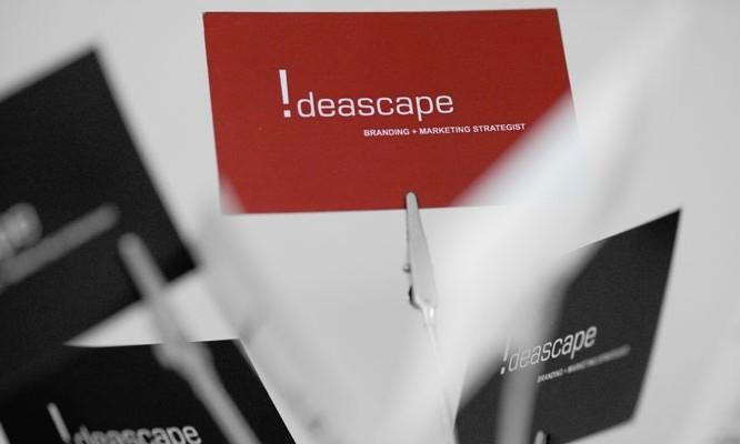 Ideascape page