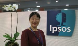 Ipsos Darlene Lee managing director for Ipsos HK