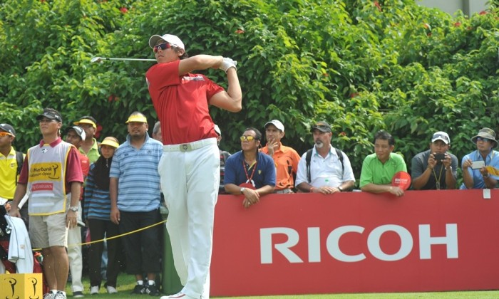 Ricoh - MMO - Golf player