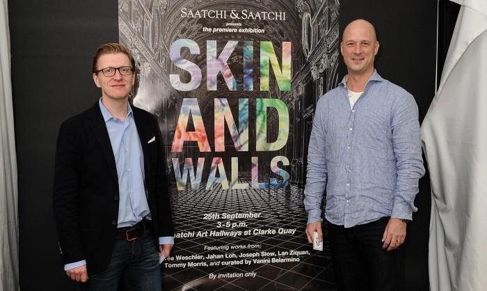 SAATCHI & SAATCHI_Paul Roebuck and Chris Foster