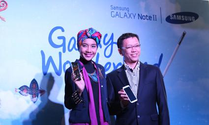 Samsung GALAXY Wonderland Picture small