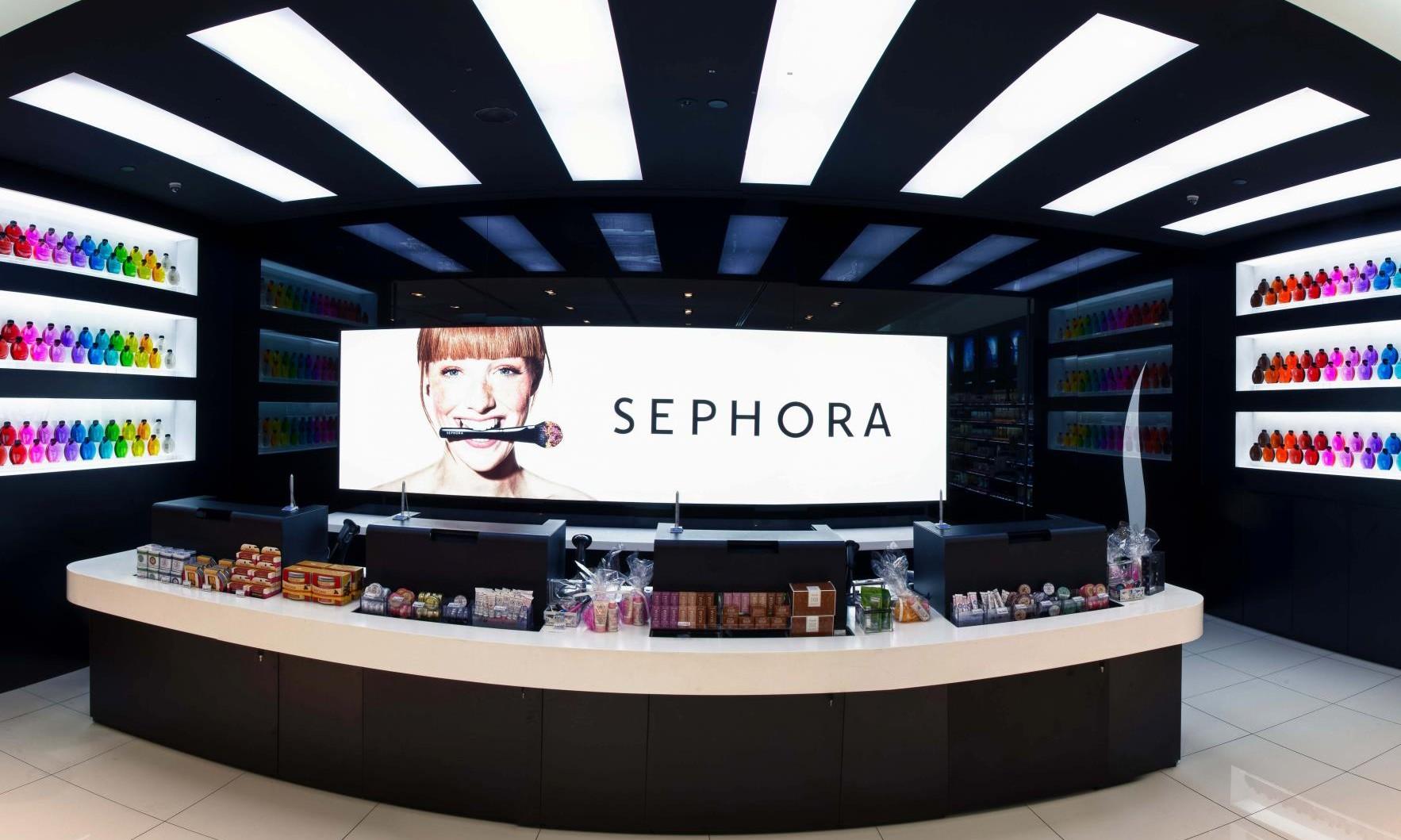 Outlet Kecantikan Sephora Malaysia Telah Dibuka Di Aeon