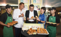 Starbucks CSR launch_Apr13