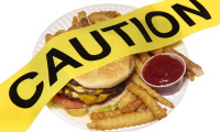 Fast food advertising ban
