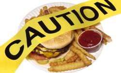 Fast food advertising ban