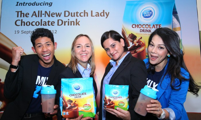 Dutch Lady Choc launch_Sept12