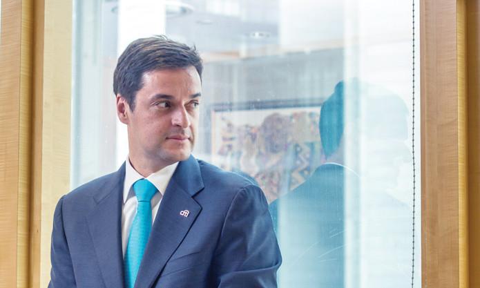Fabio Fontainha Citibank proper