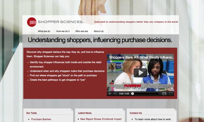 Shopper Sciences