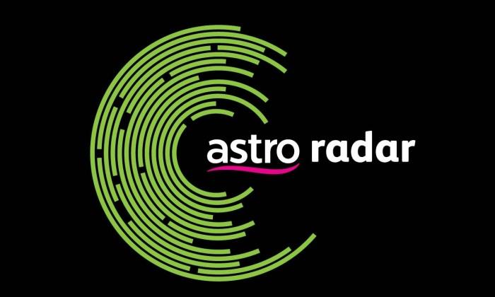 astro radar logo