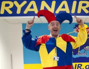 The airline industry's court jester Ryanair CEO Michael O'Leary