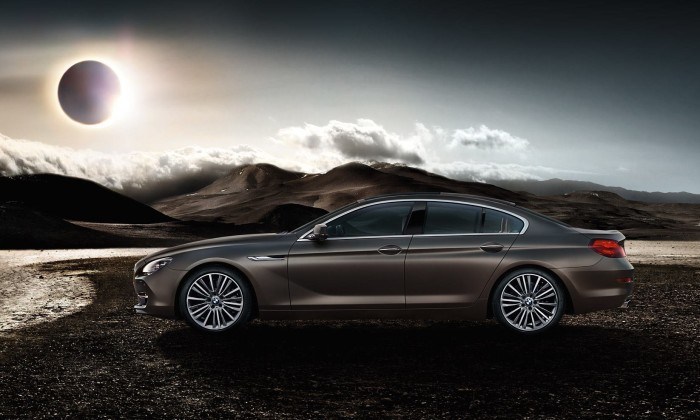 BMW 6Series Gran Coupe_July12