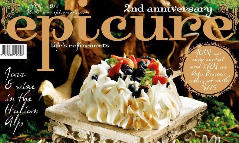 Epicure magazine