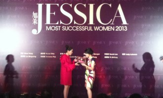 JESSICA Most Successful Women 2013