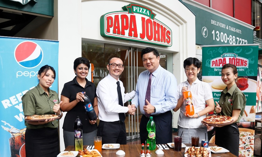Papa john s picks permanis marketing interactive