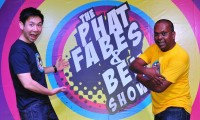 Phat Fabes and Ben Fly FM_May13