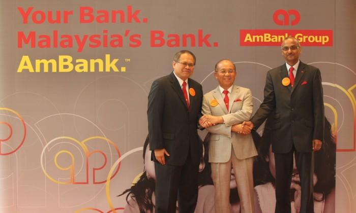 AmBank reposition