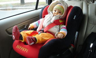 Baby City Ferrari Car Seat