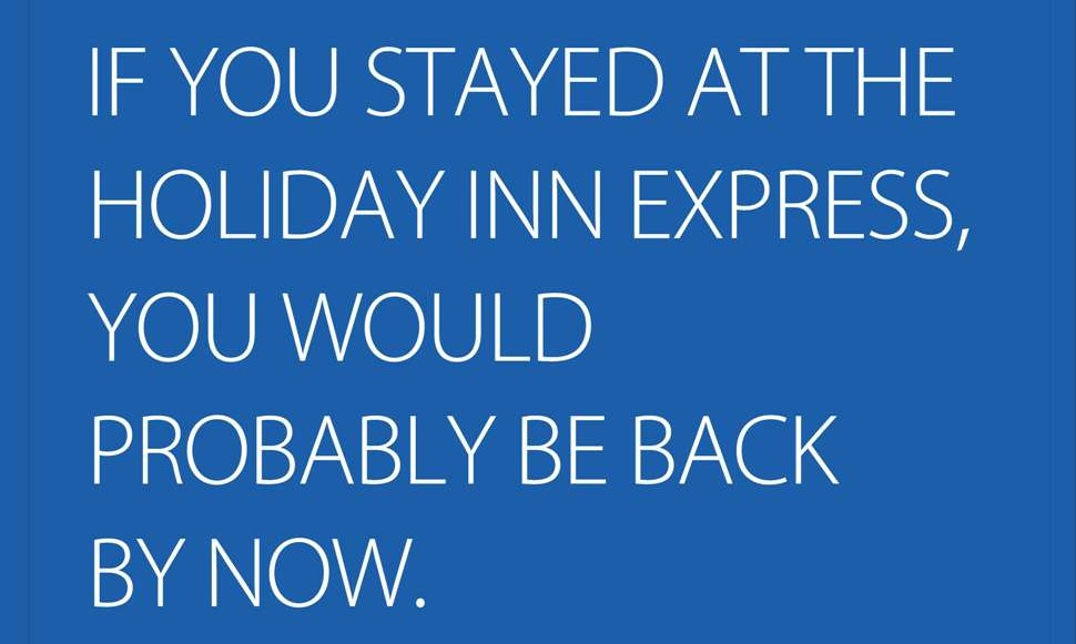holiday inn using marketing to Using your information we will store the information supplied via the various contact forms across this website as part of our marketing plans.