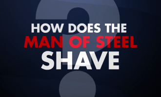 Man of Steel X Gillette