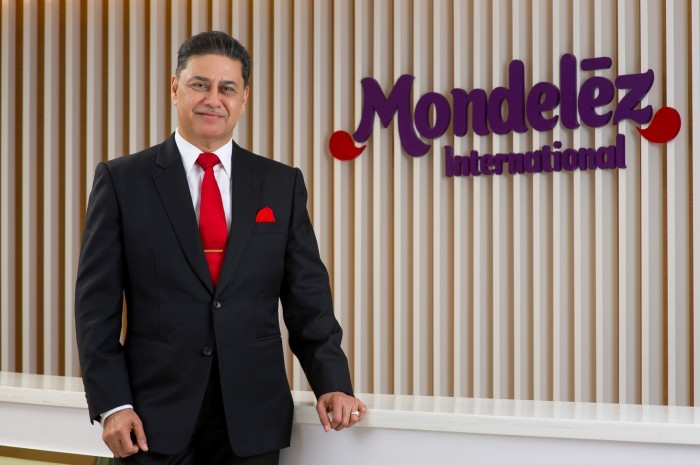Pradeep Pant Executive Vice President and President Mondelēz International