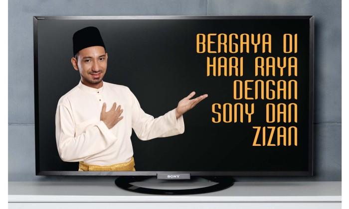 Sony Raya Zizan