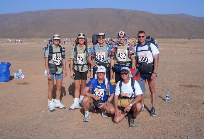Wayne Arnold Marathon Des Sables