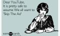 youtubeskip the ad