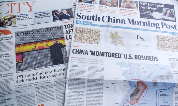 South china morning post louis vuitton