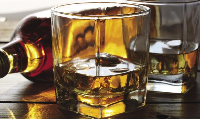 Alcohol ad
