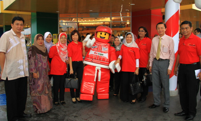 LEGOLAND CSR initiative with Johor Tourism 2