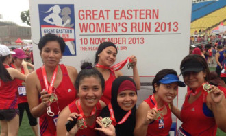 Great Eastern Women's Run 8