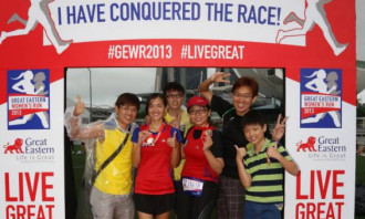 Great Eastern Women's Run 7