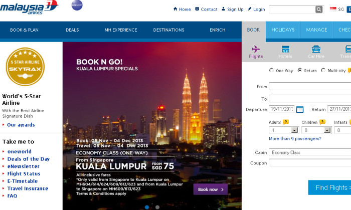 malaysia airline case study