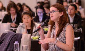 Louise Robinson , head of marketing APAC, private investor products and solutions, institutional clients group at Citi.