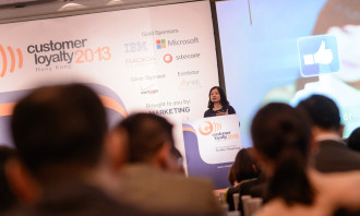Joni Ngai, evangelist and business optimisation services Asia at Sitecore International.