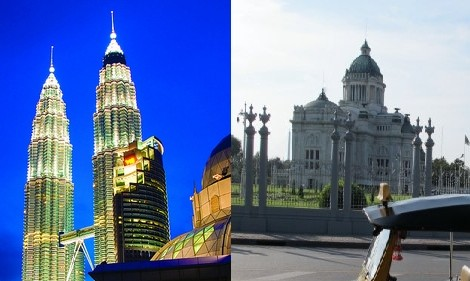 dentsu in kl and thai