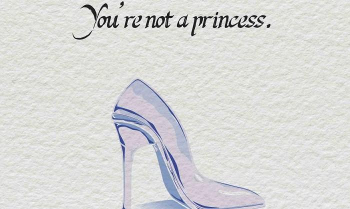 princess ad