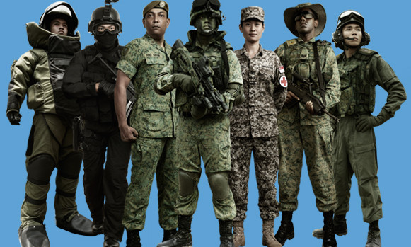 a tease singapore military   youtube