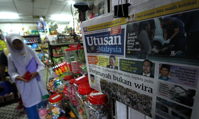 background of utusan malaysia Source: audit bureau of circulations, malaysia - july to december 2015 [2] [3] mingguan malaysia, utusan's weekend edition, has a red masthead sections such as pancawarna and pancaindera (entertainment section) are published in tabloid size, rather than broadsheet utusan malaysia's circulation.