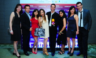 Team Vocanic with StarHub clients