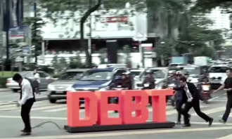 you against debt