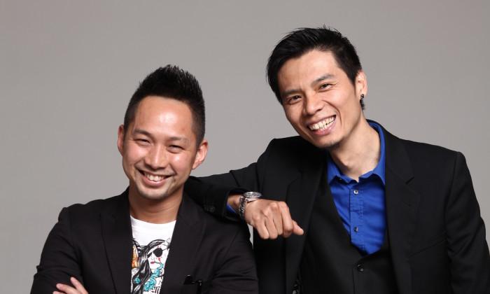 TBWA Colin Lee and Gordon Shu