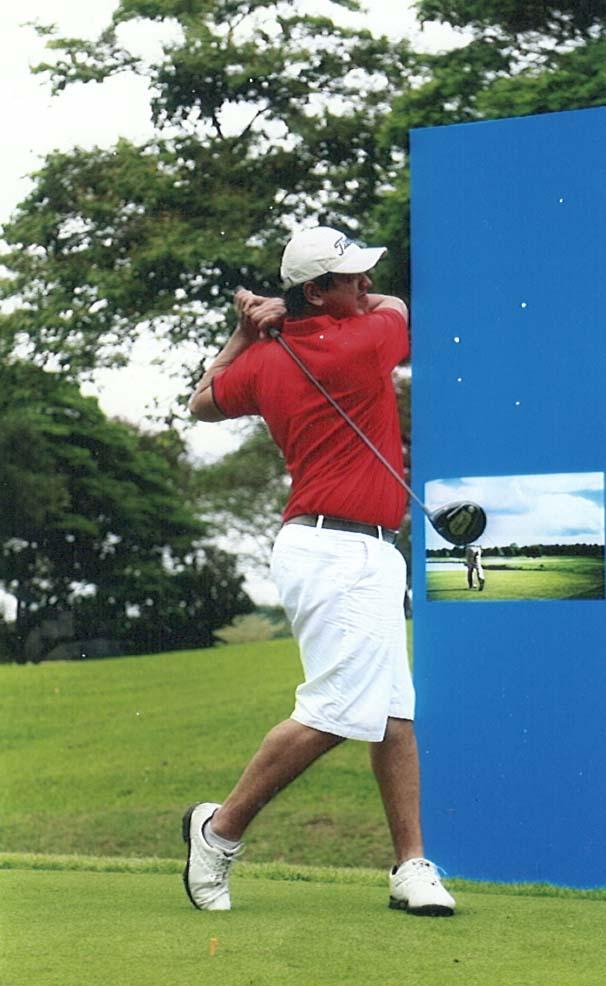 chris golf