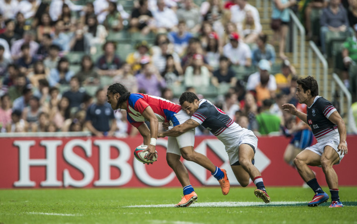 Cathay Pacific / HSBC Hong Kong Sevens 2014 - Day 1