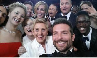 Oscars' tweet
