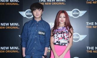 洪卓立Ken Hung (左) 詩雅 Michelle Wai (右) 02