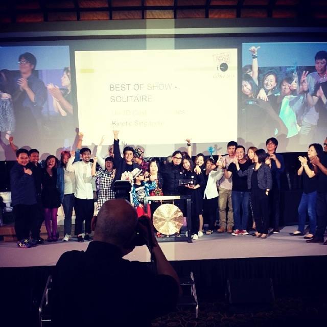 CCA gong show 2013