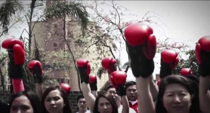 LOOK LBC, Arena delivers knockout campaign for Manny