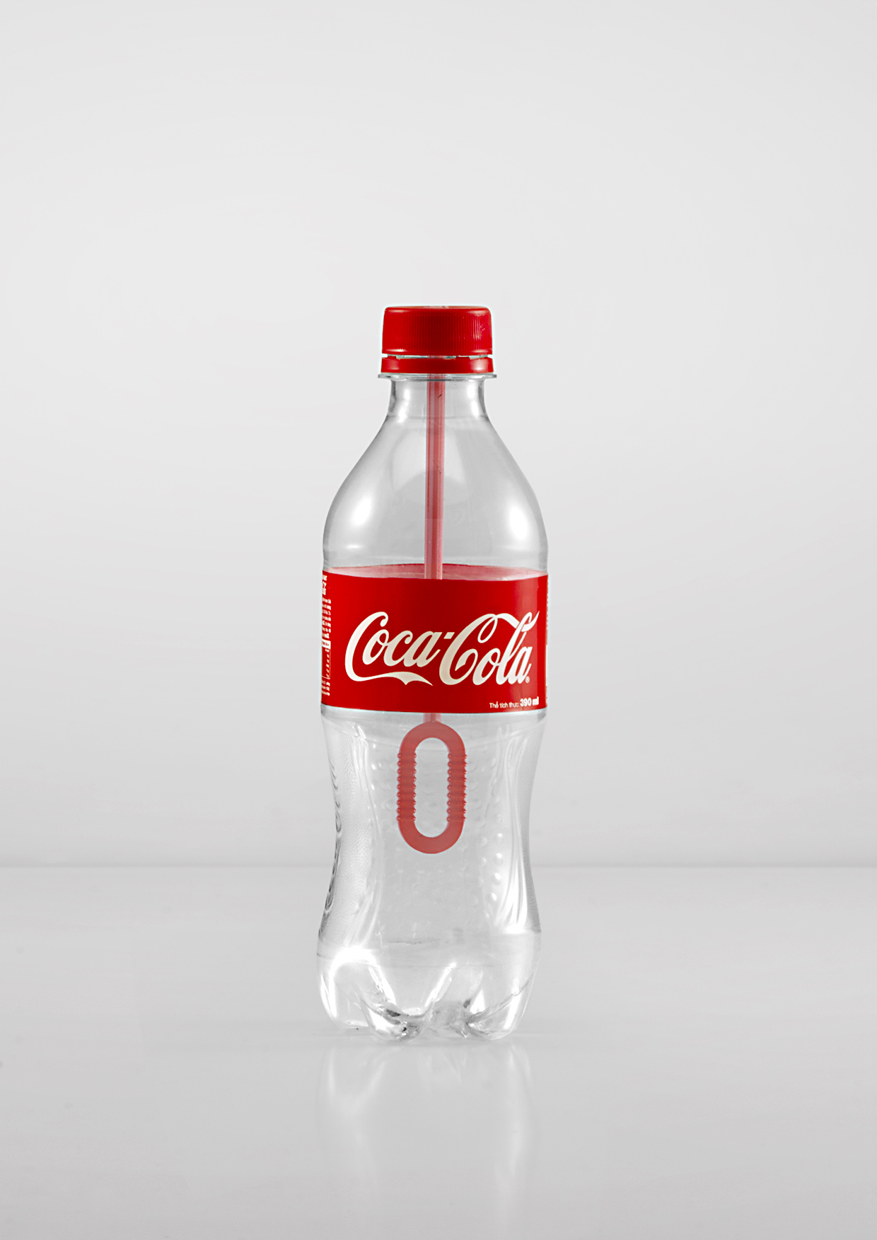 coca cola transforms used bottles into helpful tools marketing interactive. Black Bedroom Furniture Sets. Home Design Ideas